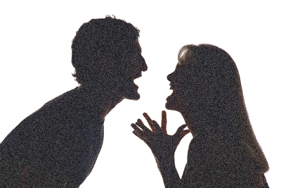 alcoholic abusine relationship